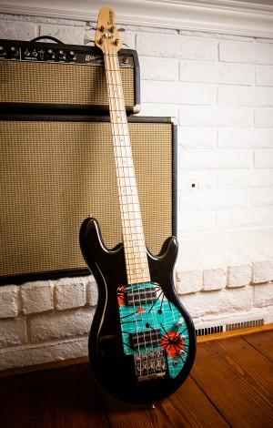 Tensor Rockit Bass - 4-string