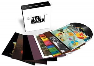 The Band: The Capitol Albums 1968-1977