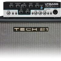 Tech 21 Introduces VT Bass 500 Bass Amp Head