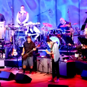 """Jaco's World"" with Felix Pastorius, Robert Trujillo & Will Lee Live at Hollywood Bowl"