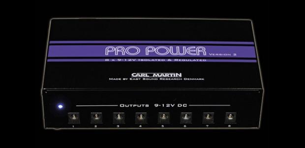 Carl Martin ProPower Version 2 Feature