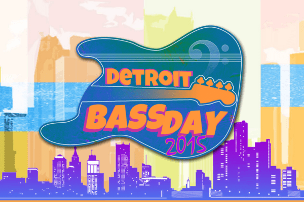 Detroit Bass Day Returns for 2015