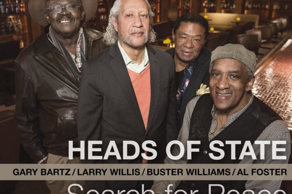 Jazz Bass Great Buster Williams Releases as Member of New Group, Heads of State