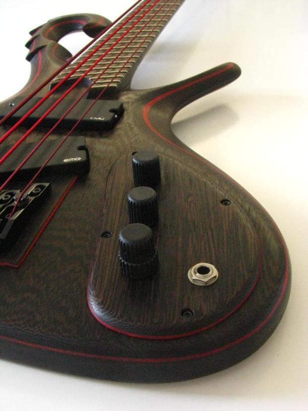 Matteo Marziali The Bad Bass Control Panel