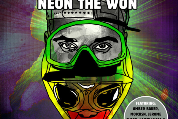 MonoNeon and Kriswontwo Release Neon The Won