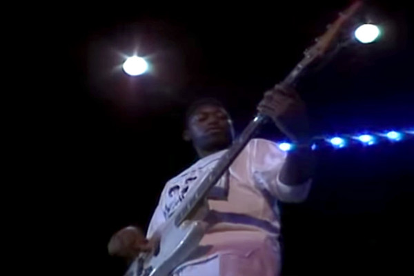 Steps Ahead: Darryl Jones Bass Solo, Live in Japan
