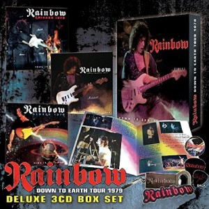 Rainbow: The Down to Earth Tour 1979