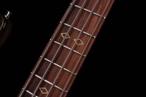 Vibrance Guitars Bass 4 Inlays