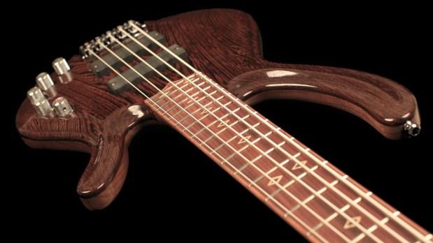 Vibrance Guitars Bass 5 Angle