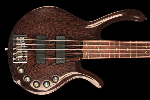 Vibrance Guitars Bass 5 Body
