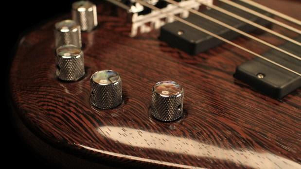Vibrance Guitars Bass 5 Controls