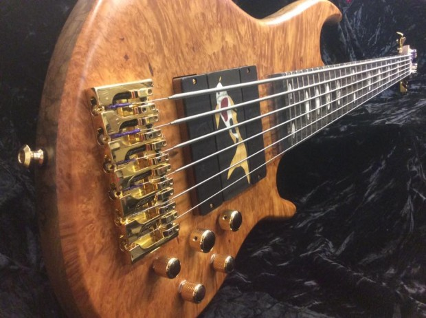 Vinciguerra Custom Shop BAJ Signature 6