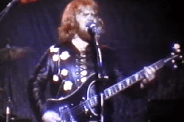 Bachman-Turner Overdrive: Not Fragile, Live 1974