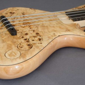 Bass of the Week: CG Lutherie Orchid