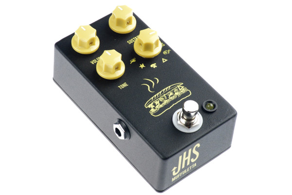 JHS Pedals Introduces the Muffuletta Fuzz Pedal