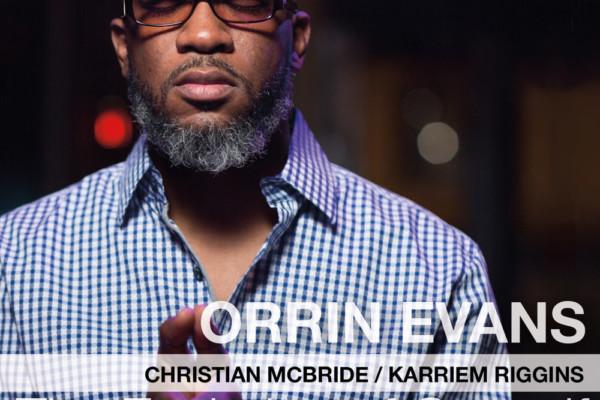 Christian McBride on Latest Orrin Evans Album