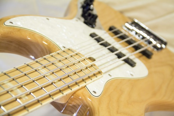 Gear Review: Sire Guitars Marcus Miller V7 5-String Bass