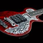 Teye Guitars Unveils Super Coyote Bass Prototypes