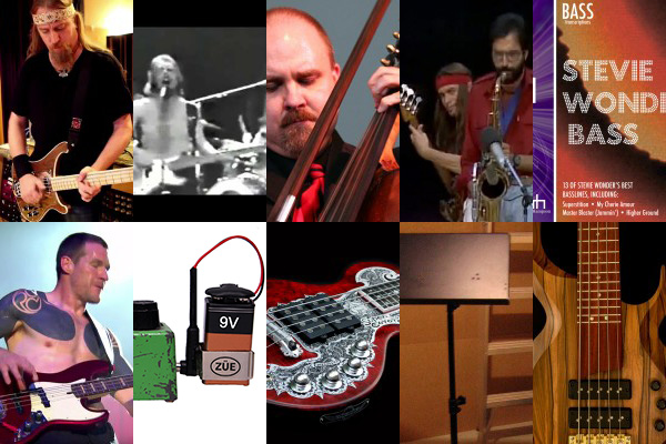 Weekly Top 10: Change Your Practice Routine, New Gear, Preferred Bass Scale Books, Top Bass Videos and More