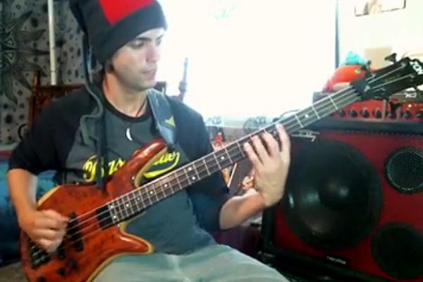 Cody Wright: Bass Loop Jam