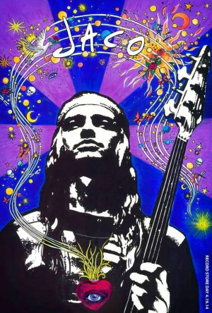 Jaco Pastorius Record Store Day Poster
