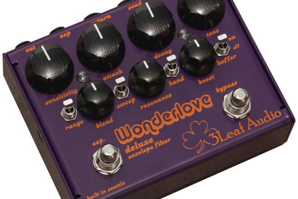 3Leaf Audio Revamps Proton and Wonderlove Envelope Filters