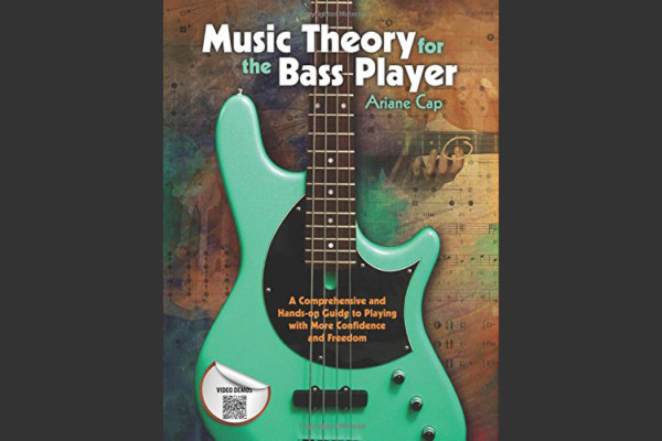 Ariane Cap Releases Music Theory Book for Bassists