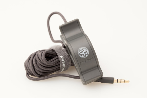 Peterson Tuners Introduces PitchGrabber Mobile Tuner
