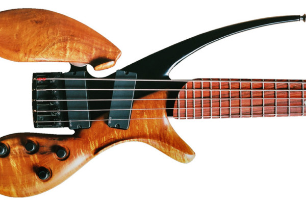 Bass of the Week: Spalt Instruments Terminator 1