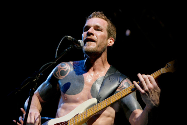 Tim Commerford Introduces New Power Trio