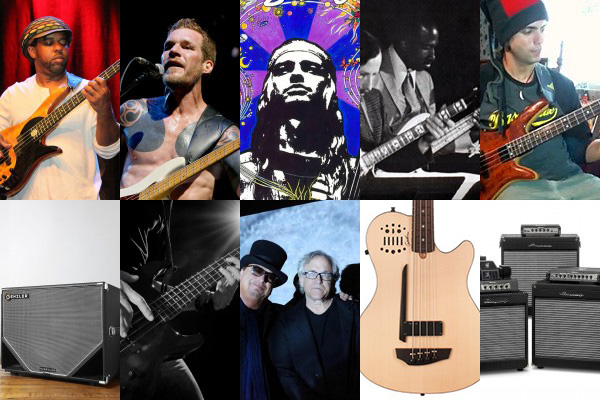 Weekly Top 10: Victor Wooten Podcast, Jaco Documentary, Top Bass Videos, Gear and More
