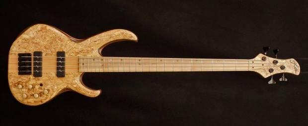 Lea Bass Guitars Dumpster Bass