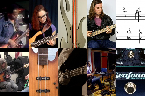 Weekly Top 10: James Jamerson, New Ariane Cap Lesson Series, New Bass Gear, Top Videos and More