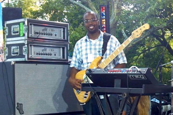 Crowdfunding Campaign Created for Slain Bassist Anthony Tolson