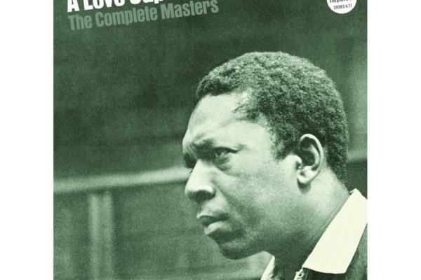 """Coltrane's """"A Love Supreme"""" Released in Comprehensive Set"""