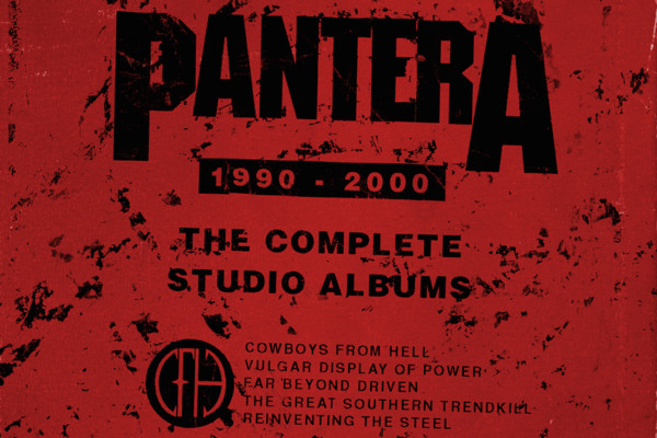 Five-Disc Set Released for Pantera Fans