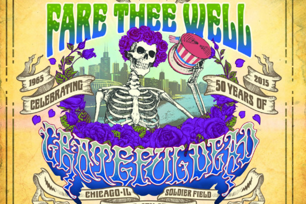 Fare The Well Shows Released