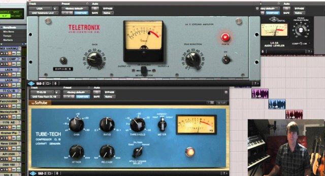 Lesson on Classic Compressors Available Online – No Treble