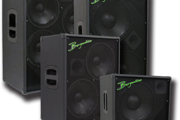 Bergantino Now Shipping HDN Bass Cabinet Series