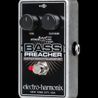Electro-Harmonix Introduces the Bass Preacher