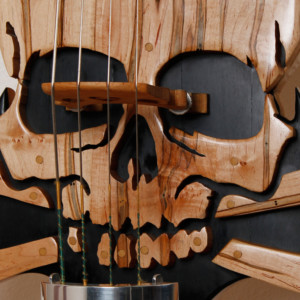 Bass of the Week: Evilectric Skull Bass