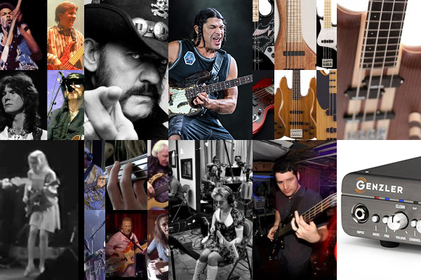 Weekly Top 10: RIP Lemmy, Remember the Bassists We Lost, Best of 2015, Top Videos and More
