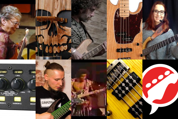 Weekly Top 10: Bass News from NAMM, Talking Technique, New Forums, Top Videos and More
