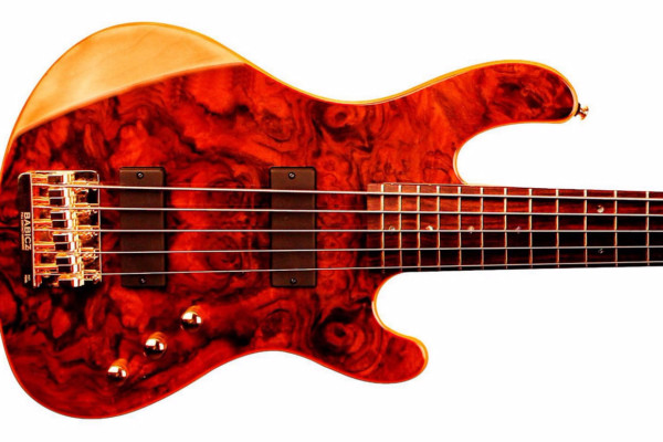 Cort Launches Jeff Berlin Rithimic V Bass