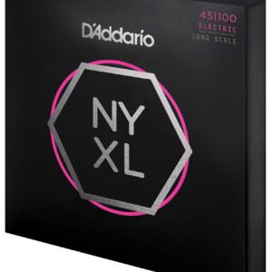 D'Addario Adapts NYXL Strings For Bass