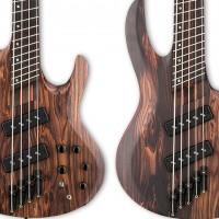 ESP Announces LTD Multi-Scale Basses