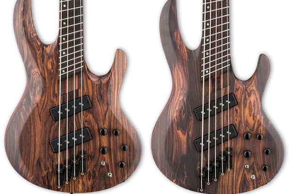 ESP Announces LTD Multi-Scale Basses