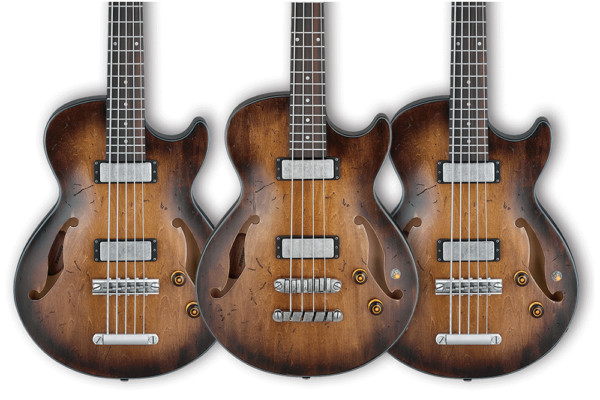 Ibanez Introduces Artcore Vintage Basses at NAMM 2016