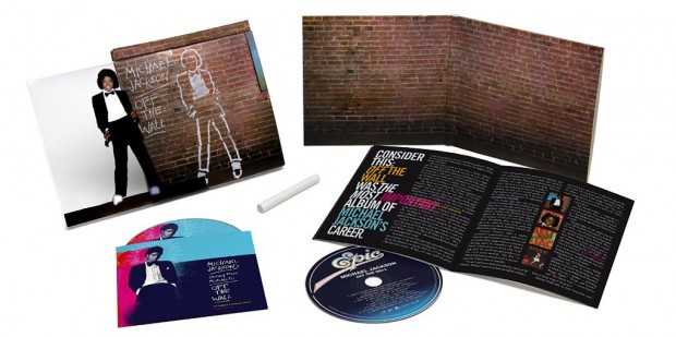 Michael Jackson: Off the Wall Deluxe Set