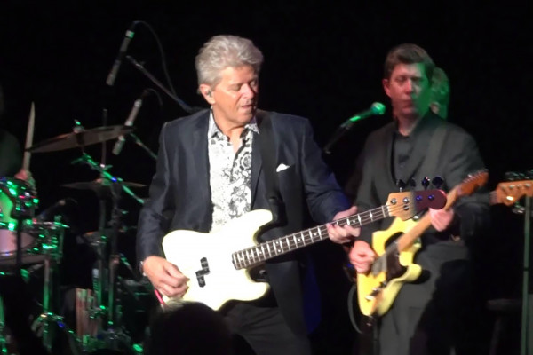 Peter Cetera Backs Out of Chicago's Rock Hall Induction Ceremony